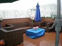 Laminate Flooring (for terrace)
