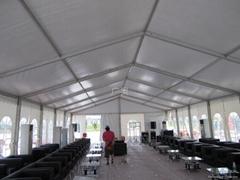 10m×3m小型人字形帳篷