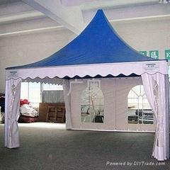 4m×4m小型尖頂篷房銷售租賃