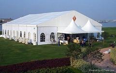 21m跨度大型人字帳篷