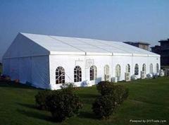18m跨度大型坡頂帳篷