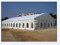 15m跨度中型坡頂篷房