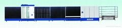 立式全自動中空玻璃平壓生產線