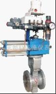 HK213系列气动V型球阀