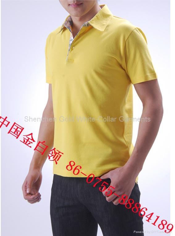 21世纪最流行的衬衣款式品牌t恤 2