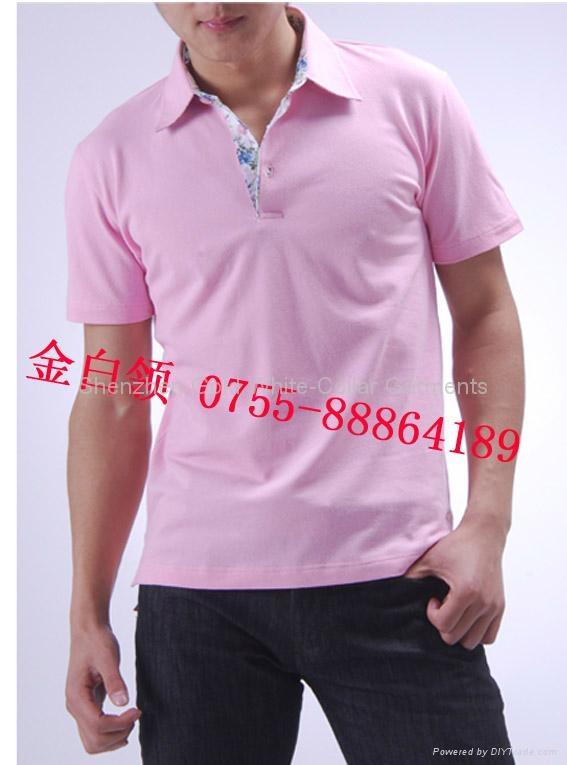 21世纪最流行的衬衣款式品牌t恤 3