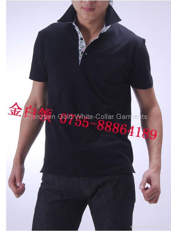 21世纪最流行的衬衣款式品牌t恤 4