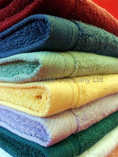 Luxury Turkish Bath Towels 2