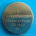 供應CR2032鈕扣電池