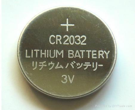 供應CR2032鈕扣電池 3