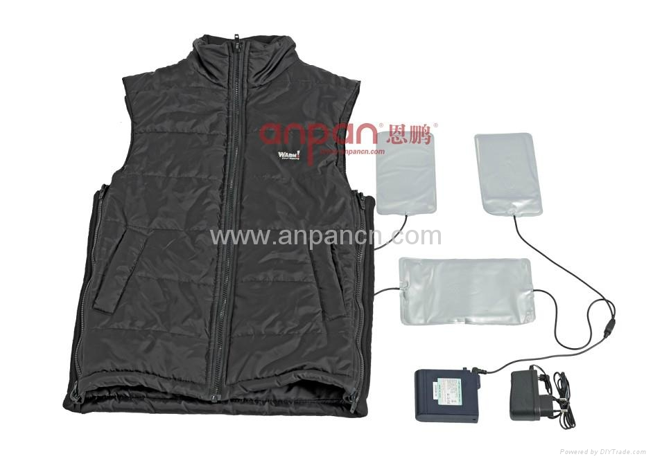 Battery Heat For Outside : Hj p winter battery operated outdoor sport heated
