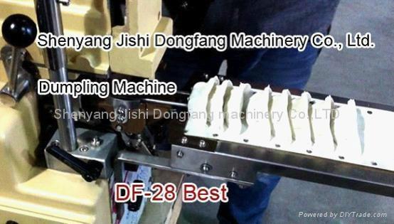 non-stick teflon coating heathy dumpling making machine in China  4
