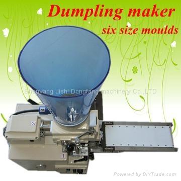 China traditional food, (automatic fashion type dumpling maker)  1