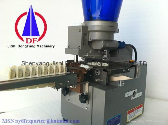 Automatic dumpling machine 2