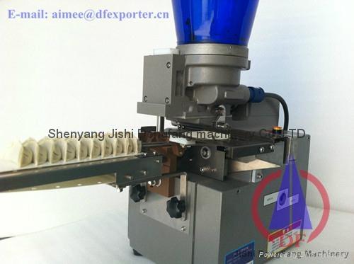 Automatic dumpling machine 5