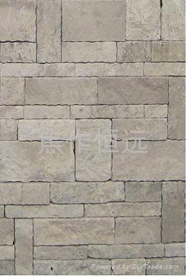 洞石外墙石