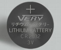 供应环保锂锰CR2025电池