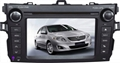 TOYOTA COROLLA DVD GPS SYSTEM with