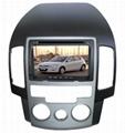HYUNDAI i30 DVD GPS with Digital TV