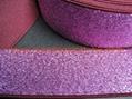 Pure Color Lurex Elastic