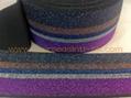 Multi-Colors Lurex Elastic