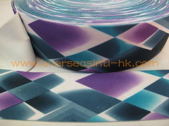 Printing Elastic - Nylon Base 4