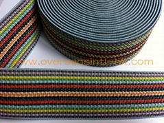 Bead Pattern with Mult-Colors Elastic