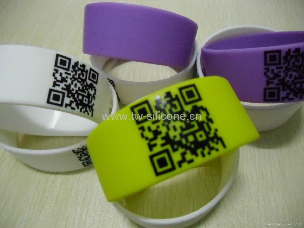 QR Code Bracelets 2