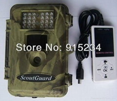 Digital Scouting Camera 1.5 inch LCD Colour Screen Ltl Hunting Camera