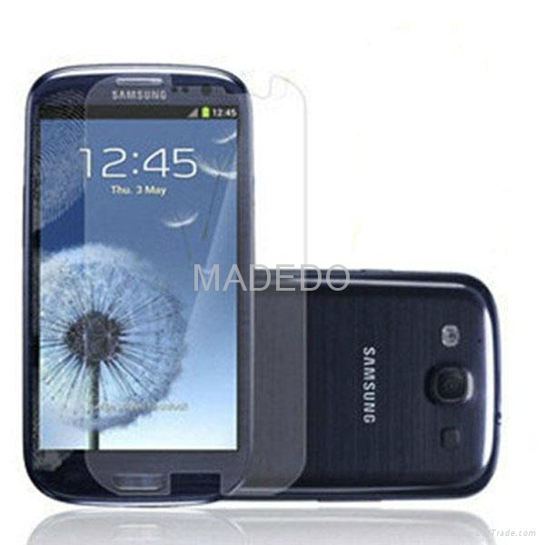 For Samsung Galaxy S4 S3 S2 i9080 Clear Screen Protector 2