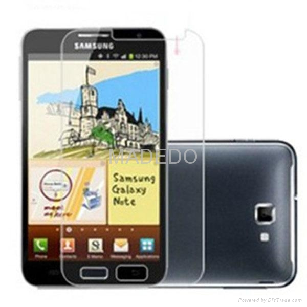 For Samsung Galaxy S4 S3 S2 i9080 Clear Screen Protector 4