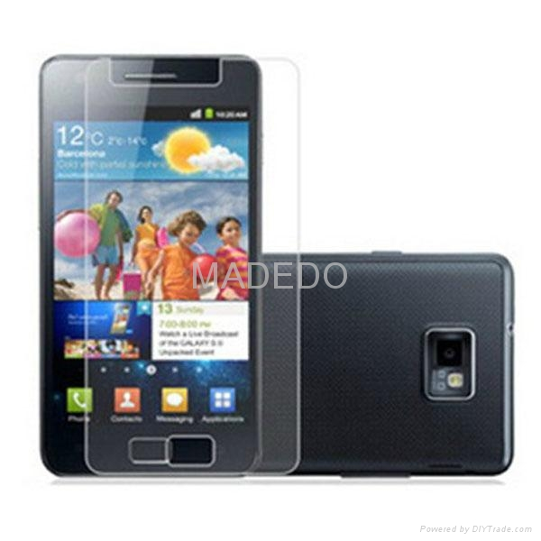 For Samsung Galaxy S4 S3 S2 i9080 Clear Screen Protector 5