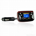 Bluetooth Car Kit for Bluetooth Calls and MP3 Music 4