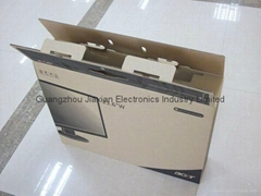 LCD TV Corrugated Carton Boxes