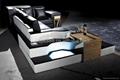 欧式现代组合沙发 3