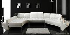 现代客厅家具沙发