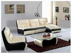 laisure leather sofa