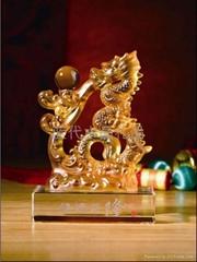 南京水晶商务礼品