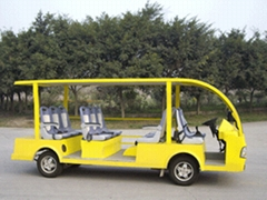 燃油觀光車