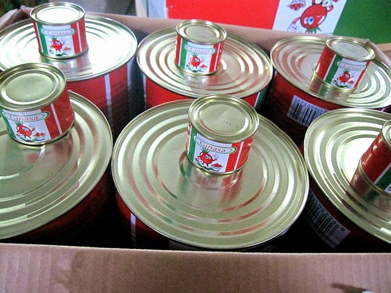 Tomato paste 5