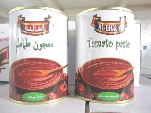 850g Tomato ketchup 5