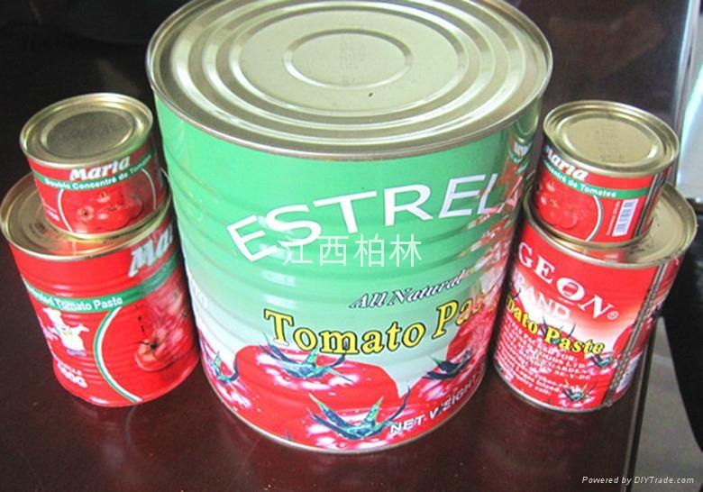 2200g Tomato paste/sauce 4