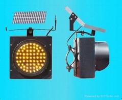 太陽能交通燈警示燈