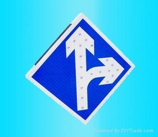 道路標識牌交通燈 2