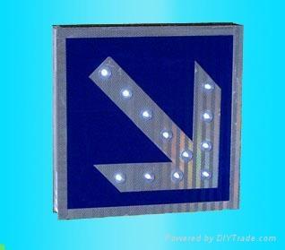 道路標識牌交通燈 3