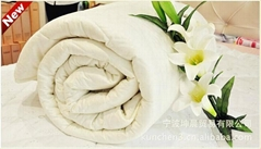 Luxury soybean fiber comforter