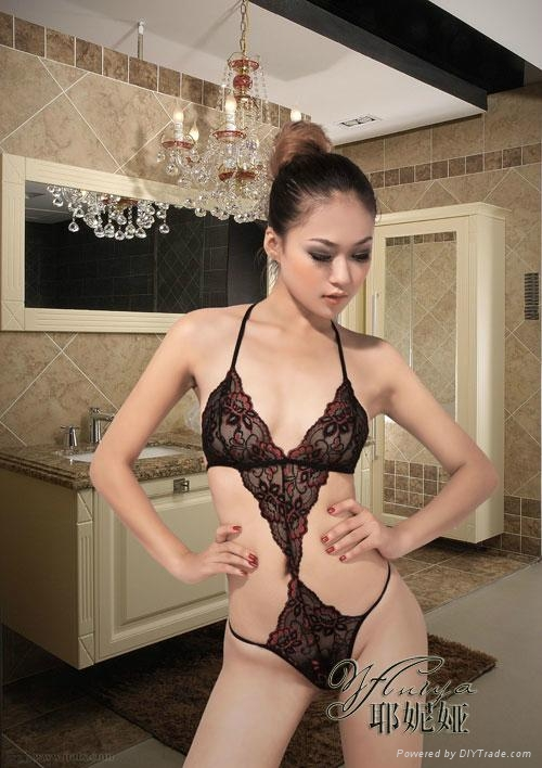 Hot girl bib sexy lingeire set X3114     1
