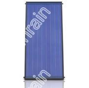 Flat panel solar collector 1