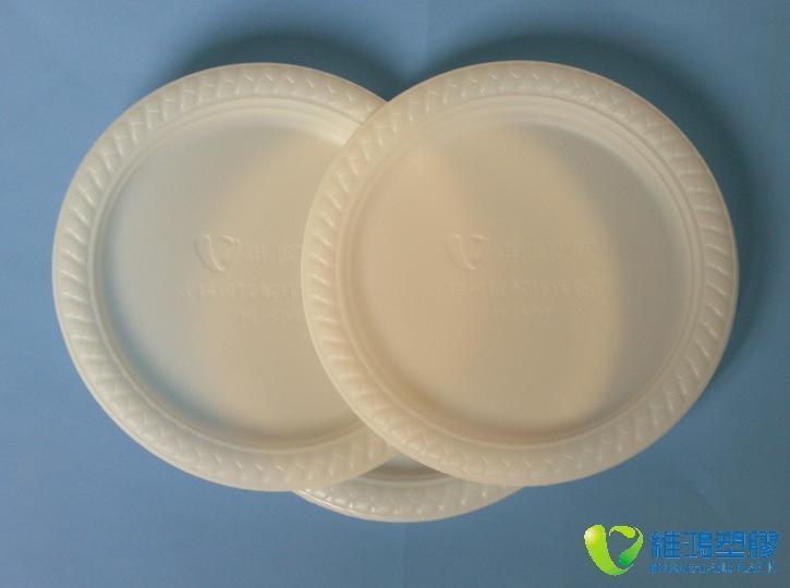 corn starch based plastic biodegradable plastic plate