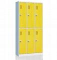 6-Door Locker (CC-A6) 1